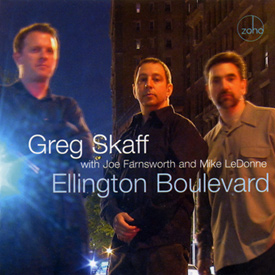 Ellington Boulevard Album Cover